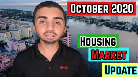 South Florida Housing Market Update [October 2020]
