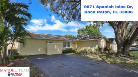 Video Tour of [Boca Raton] Home For Sale @ [9871 SPANISH ISLES DR] in the SPANISH ISLES Neighborhood