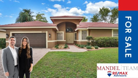 Video Tour of Coral Springs Home For Sale @ 6515 NW 43rd St in the Turtle Run Neighborhood