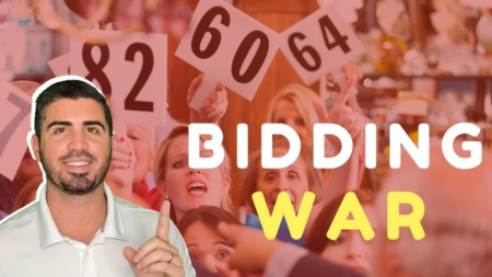 How To Win In A Bidding War When Buying A House