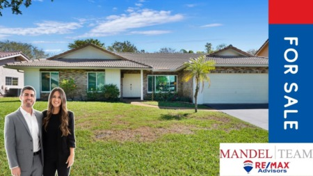 Video Tour of Coral Springs Home For Sale @ 687 NW 107th Lane in the Cypress Glen Neighborhood
