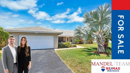 Video Tour of Coral Springs Home for Sale @ 8125 NW 5th St in the Ramblewood Neighborhood