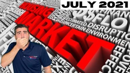 South Florida Housing Market Update - [July 2021]