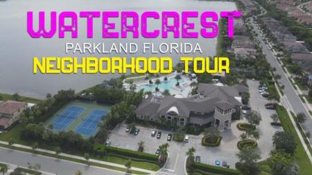 Watercrest Parkland Neighborhood Tour
