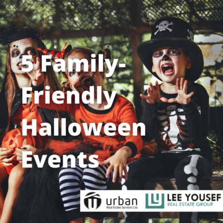 5 Family-Friendly Halloween Events