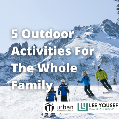 5 Outdoor Activities for the Whole Family