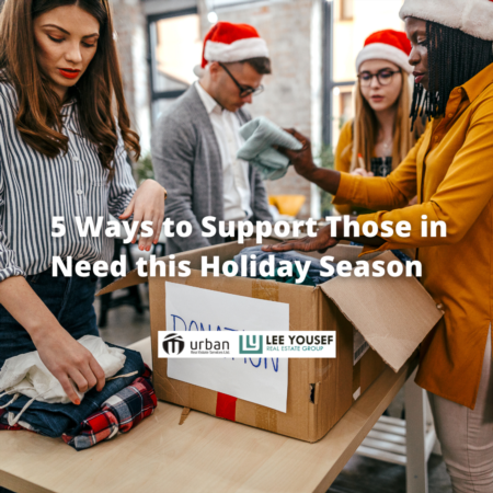5 Ways to Support Those in Need This Holiday Season