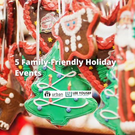 5 Family-Friendly Holiday Events