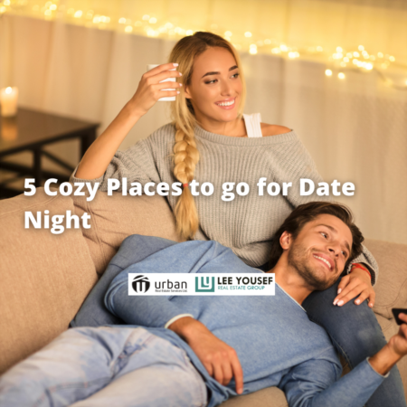 5 Cozy Places for Date Night