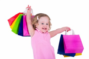 Take a Parent Shopping Day December 22
