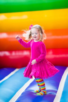 Enjoy Toddler Time at the Sky Zone Indoor Trampoline Park January 15