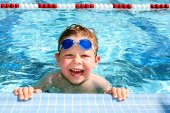 Go to the Pool and Gym at All About Kids January 31