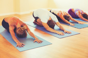 Relax with a Free Yoga Class March 1