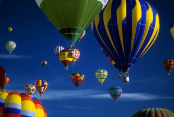 Rush to See the Derby Festival Great BalloonFest April 29