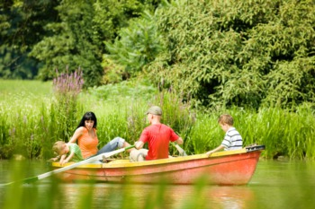 Go Canoeing at Twilight on McNeely Lake June 10