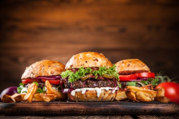 Have a Specially-Prepared Burger and Malt at Gralehaus October 19