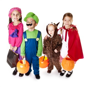 Dress up for the Fall Festival at St. Paul October 26