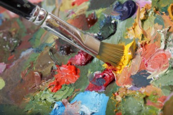 Start Learning How to Paint at the Beechmont Community Center October 27