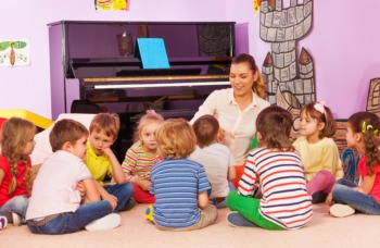 Listen to Storytime at Pottery Barn November 1