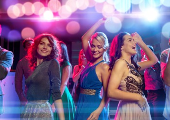 Have a Moms' Night Out and Go Dancing November 13
