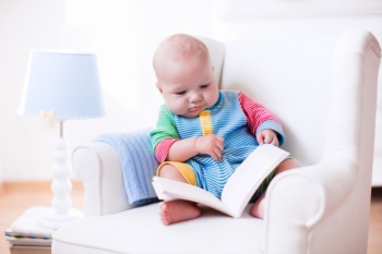 Read with Your Baby at Storytime November 16