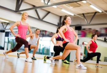 Work up a Sweat with Body Bar Aerobics November 22