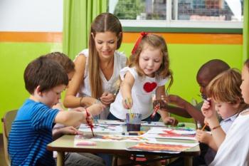 Make Art with Your Toddler at Mama's Hip November 25