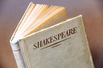 See Shakespeare in the Library November 30