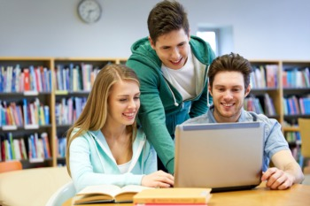 Let the Teens Lounge Around at the Library January 12
