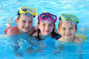 Take a Swim at All About Kids January 20