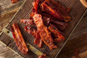 Consume Quantities of Bourbon, Beer and Bacon January 21