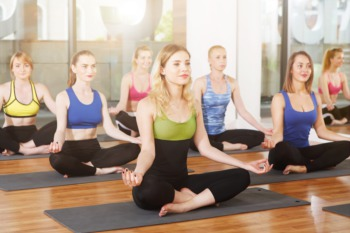 Take a Free Yoga Class at Shelby Park January 23