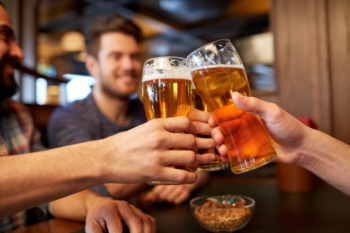 Drink Up at the Tailspin Ale Fest February 18