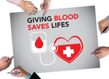 Save a Life, Give Blood at the Yum! Center February 21