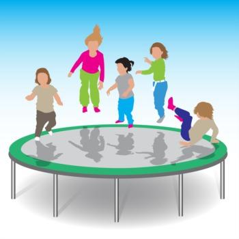 Jump for Joy at Family Night at Sky Zone February 23