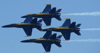 Get Wowed at the Derby Air Show Practice April 21