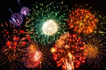 Enjoy the Earthwalk and Watch the Fireworks at Iroquois Park April 22