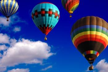 Enjoy the Great Balloonfest April 27