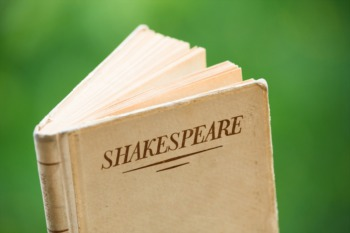See Shakespeare in the Park April 28