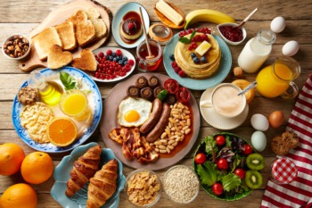 Have an Historic Oaks Breakfast at the Olmsted May 5