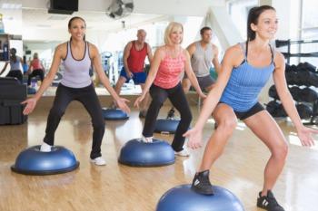 Sweat with Body Bar Aerobics May 23