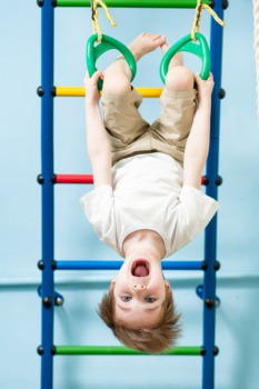Go to the Gym with Your Preschooler May 30