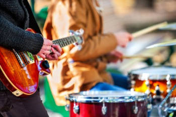 Listen to Music on the Terrace at the Paddock Shops June 8