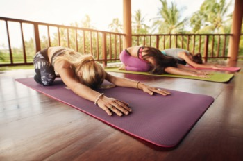 Relax at Restorative Yoga June 27