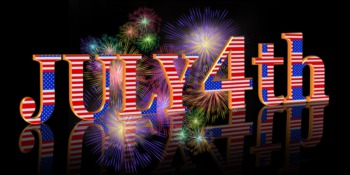 Have an Happy Fourth of July at Locust Grove