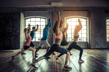 Dance the Calories Away at the U-Jam Fitness Class July 12