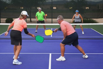 Play Pickleball at the Sun Valley Community Center July 18