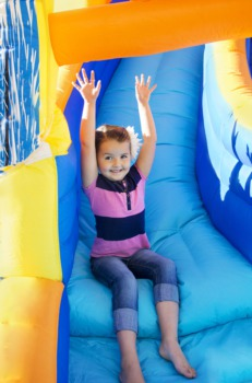 Take the Kids to Flex Camp at KaZoing July 24