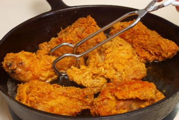 Eat Through the Chicken Fried Food Tour July 26