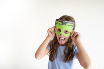 Make a Halloween Mask at American Printing House for the Blind October 21